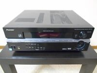 Pioneer VSX-515 Dolby Digital Receiver (with remote)