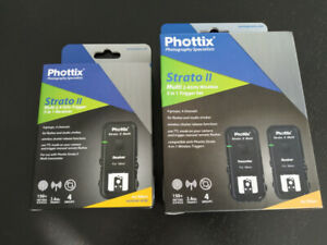 Phottix Strato II Package (flash trigger for Nikon)