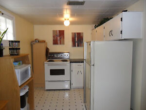 Cozy One Bdrm Basement Suite - Avail now - River Heights Regina Regina Area image 1