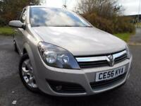 2006 56 VAUXHALL ASTRA 1.6 SXI 16V TWINPORT 5D 100 BHP ** LOVELY VEHICLE THROUGH
