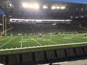 Riders vs Stamps Sept 24th ( 2 Rider Tickets)