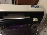 Creation Pcut 630 plotter cutter