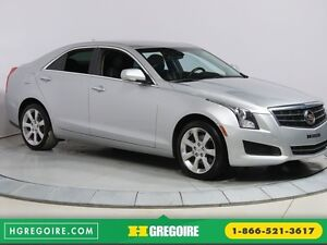 2014 Cadillac ATS Luxury AWD A/C CUIR MAGS BLUETOOTH