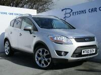 2010 60 Ford Kuga 2.0TDCi ( 163ps ) 4x4 Titanium for sale in AYRSHIRE