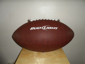 Giant Pigskin Football For The Man Cave