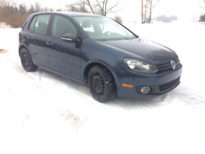 VW Golf 2013, TDI, 6 vit