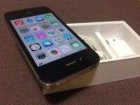 "IPhone 4s 16GB Rogers & ChatR "" clean & not black-listed """