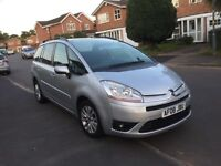 2008 Citreon C4 grand Picasso 7 seater diesel