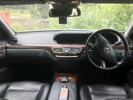 Mercedes Benz S Class 350 diesel