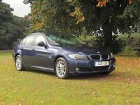 2011 11 BMW 3 SERIES 2.0 318I ES 4D 141 BHP