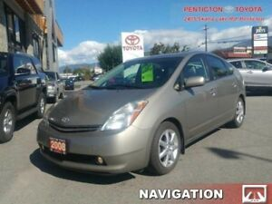 2008 Toyota Prius BASE  - NAVIGATION -  TOUCHSCREEN