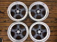 """Rial Imola Split Rim 18"""" wheels"""