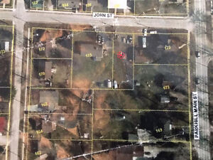 Lot for Sale in Parkhill, ON