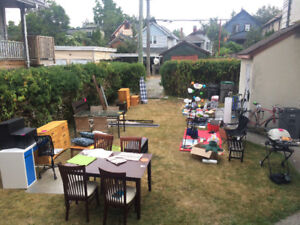 MOVING SALE TODAY Strathcona
