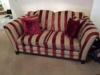 2/3 seat sofa Settee lee Longlands
