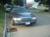 1998 Ford Crown Victoria LX Other