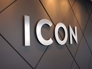 Dimensional Wall Lettering & Graphics for your Office Kitchener / Waterloo Kitchener Area image 5