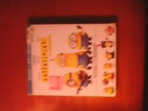 Minions BluRay movie