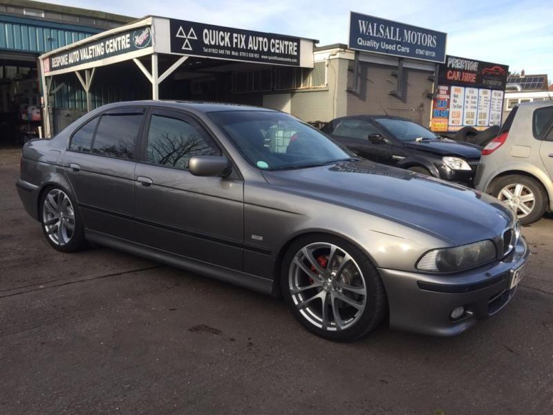2003 Bmw 5 Series 3 0 530i Sport 4dr In Walsall West Midlands Gumtree