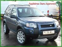 2006 (06) Land Rover Freelander 2.0TD HSE Automatic