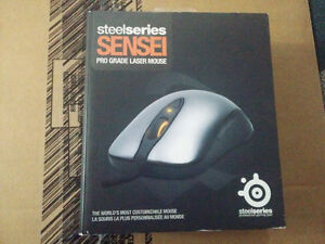 Steelseries Sensei Gaming Mouse Brand New