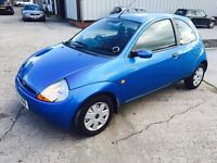 """2005 FORD KA COLLECTION 1.3L """"JUST PASSED MOT"""" 70k £650 ono"""