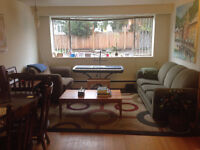 Kits - Jericho Nice large 2 BR Ground  flr 3825 W 4th Ave Van.
