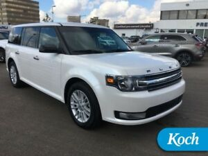 2016 Ford Flex SEL AWD  Vista Roof, Nav, Leather, Remote Start,