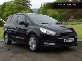 image for 2017 Ford Galaxy 2.0 TDCi Zetec Powershift (s/s) 5dr MPV Diesel Automatic