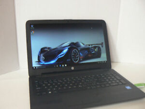 "hp 15.6"" Intel Core 1.60ghz Laptop, Mint condition Like new, 4gb"