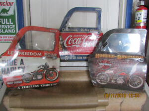 Replica  Harley Car Doors and others motorcycle