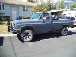 1985 Chevrolet C/K Pickup 2500 Pickup Truck - DO NOT EMAIL TEXT