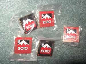 2010 OLYMPIC WINTER GAMES PINS Kitchener / Waterloo Kitchener Area image 1