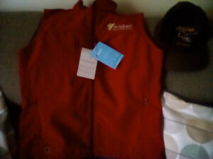 Outerboundary (Wiskair) Vest and Hat