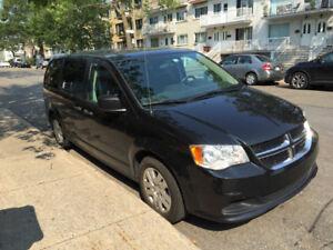 2015 Dodge Caravan Minivan, Van