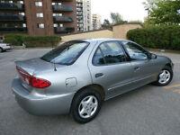 2003 Chevrolet Cavalier, Very Low Kilometers ( 120,726 Kms )