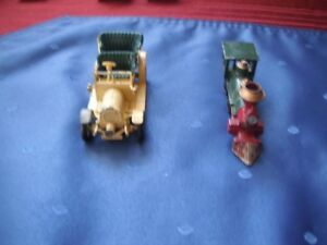 2 Models of Yesteryear by Lesney (Made in England)