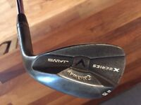 Callaway X series jaws forged 60 degree wedge
