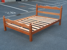 Double Bed Frame (🤩excellent condition)