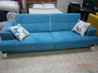 SOFA BED 625$ TAX INCLUDED 10 YEARS WARRANTY