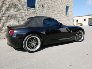 2004 BMW Z4 LOW KMS