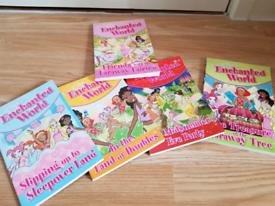 Enchanted World books