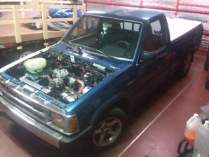 B2200 with RX7 Rotary Engine