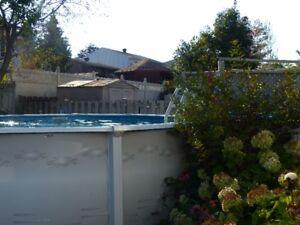Une piscine pour pas cher!