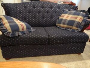 Couch and Loveseat in Excellent Condition