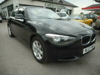 2012 BMW 1 Series SOLD 116I ES petrol 5 doors 58,000 miles FSH AC, Alloys Hatch
