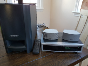 BOSE 123 Stereo System