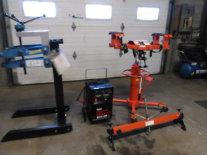 Garage equipment for sale