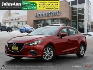 2015 Mazda Mazda3 GS  6 Speed Stick Bluetooth Low KM MUST SEE $6