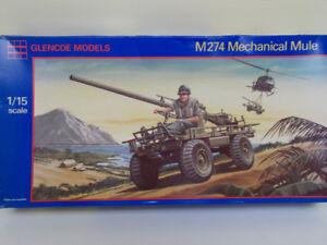 MODEL KIT - M-247 Military Mule